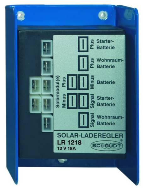 Bilde av SCHAUDT Solcelleregulator LR1218 18A 275w