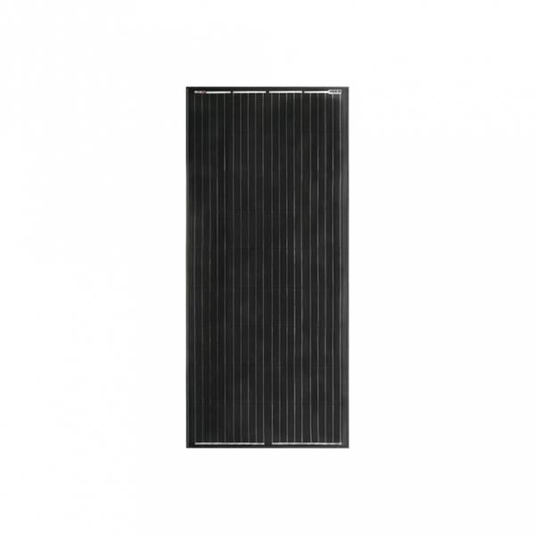 Bilde av SKANBATT Solcellepanel 200W - All Black - Mono - PERC - 1500x680