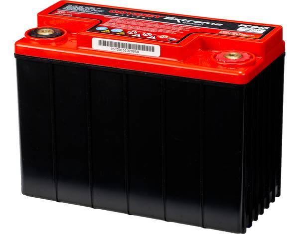 Bilde av PC545 ODYSSEY AGM Batteri 12V 13AH 210CCA (178x86x131mm) +høyre